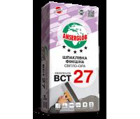 Шпаклевка финишная светло-серая ANSERGLOB BCT 27, 20кг