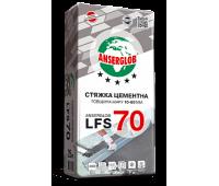 Стяжка цементная ANSERGLOB LFS 70, 25кг