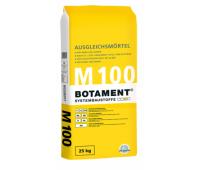 Botament Легкий выравнивающий раствор от 3 до 50 мм M100, 25кг