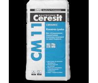 CERESIT CM-11 Клей для керамічної плитки Ceramic, мішок 25 кг
