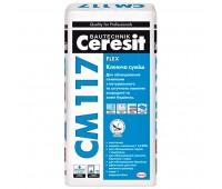 CERESIT CM-117 Клеюча суміш, мішок 25 кг