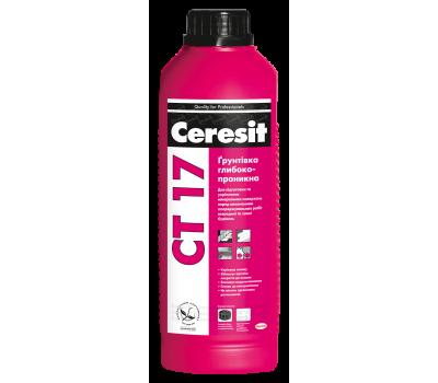 CERESIT Грунт CT-17, 2 литров