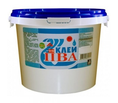 Клей ПВА ІРКОМ 10 кг