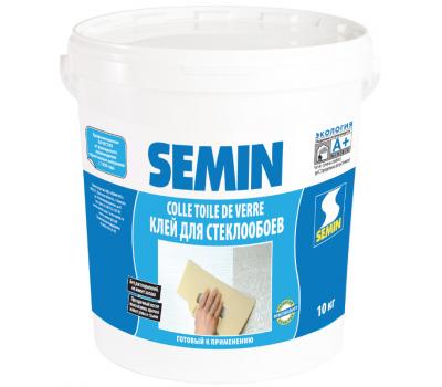 SEMIN COLLE TDV Клей готовый для стеклохолста (влагостойкий) , 10 кг