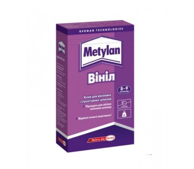 Metylan Шпалерний клей Вініл 300гр