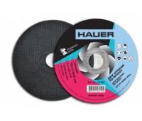 Hauer Диск отрезной по металлу, 125х1,2х22