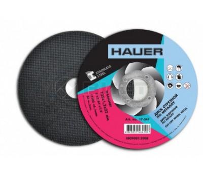 Hauer Диск отрезной по металлу, 180х2,0х22
