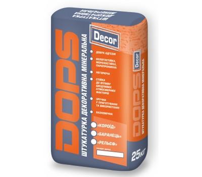 DOPS 25 ЗИМА клей для газо- и пено- блоков 25 кг(-10)