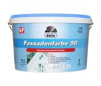 DUFA Фарба фасадна FASSADENFARBE (F 90), 10л