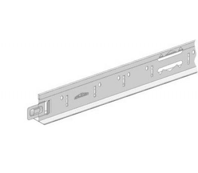 KRAFT Профіль Fortis T-15 1200*25*15мм Ral 9003