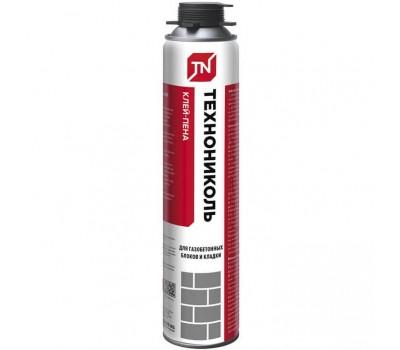 Клей-пена ТЕХНОНИКОЛЬ для газобетонных блоков и кладки,12*900 гр.