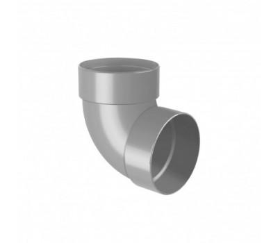 Отвод двухмуфтовый 87° 100 мм