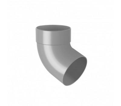 Отвод одномуфтовый 67° 100 мм