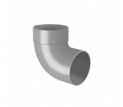 Отвод одномуфтовый 87° 100 мм