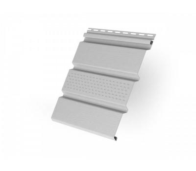 Панель, частично перфорированная 3000х305 мм (0,915 м2) белая