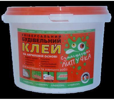 Універ. будівельний клей Сумасшедшая липучка 6 кг Україна