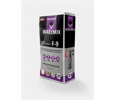 Wallmix F9 Клей для пенополистирольных плит