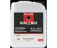 Wallmix Universal Грунтовка глубокого проникновения (10л/10кг)