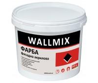 Wallmix AF-11 Краска фасадная акриловая, 10 л
