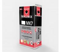 Wallmix МК7 Штукатурка декоративная «Камешкова» белая, 25 кг