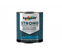 Лак для камня / грунтовка STRONG (10 л)