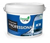 GREEN LINE Інтер'ерная акрилова фарба Interior Professional 10л