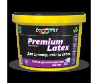 Краска интерьерная латексная 'Premium Latex' (0,9 л)