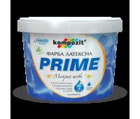 Краска интерьерная латексная 'PRIME' (0,9 л)