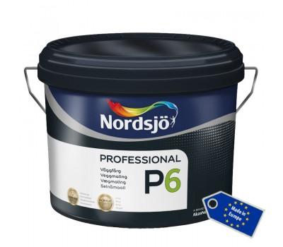 Sadolin Матовая акриловая краска для стен PRO P6