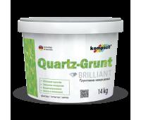 Грунтовка адгезионная QUARTZ-GRUNT (14 кг)