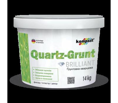 Грунтовка адгезионная QUARTZ-GRUNT (7 кг)