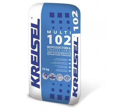 Kreisel 102 Клейова суміш для плитки 25кг