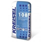 Kreisel 108 Клейова суміш д/натурал.камня біла еластична 25кг