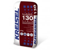 Kreisel 130 GRAU Суміш д/кладки клінкерної цегли сіра ЗИМА 25 кг (42)