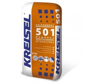 Kreisel 501 Штукатурка вапняно-цементна машинна 25 кг