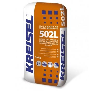 Kreisel 502L Штукатурка вапняно-цементна машинна легка 30кг (30)
