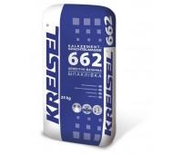 Kreisel 662 Шпаклівка вапняно-цементна 25кг (42)