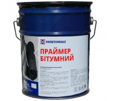 Sweetondale праймер битумный (17л / 15,5 кг)