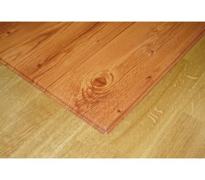 Потолочная плита Board 600х600 Zn золотой дуб