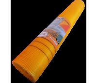 Штукатурна сітка160 г/м2 помаранчева фасадна (X-TREME)