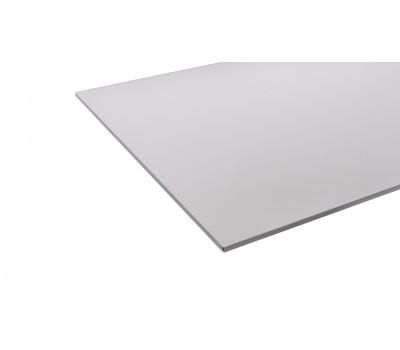 Потолочная плита металлическая белая RAL 9003 толщина 0,45