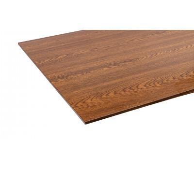 Потолочная плита металлическая под дерево толщина 0,4 (разные цвета)