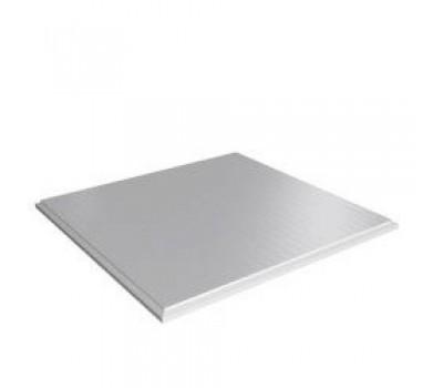 Потолочная плита Tegular 600х600 Zn RAL 9003 белая