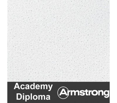 Плита ARMSTRONG Diploma Tegular 600х600х14мм /пачка15шт/