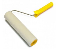 Валік велюр з ручкою д,6 мм  40/150  (03-106) для стелі та стіни