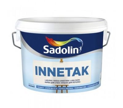Sadolin Глубокоматовая краска для потолка Краска INNETAK 10 л