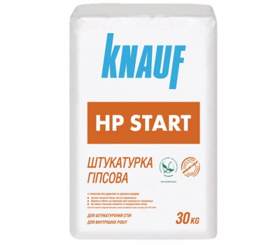 KNAUF Штукатурка НР СТАРТ, мешок 30 кг.