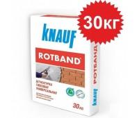 KNAUF Штукатурка ROTBAND, мешок 30 кг