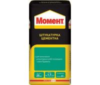 МОМЕНТ ШЦ Штукатурка цементна, 25кг