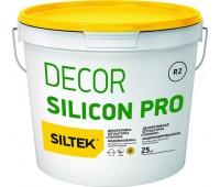 SILTEK Dеcor Silicon Pro Штукатурка силіконмодифікована декоративна короїд 2,0 мм